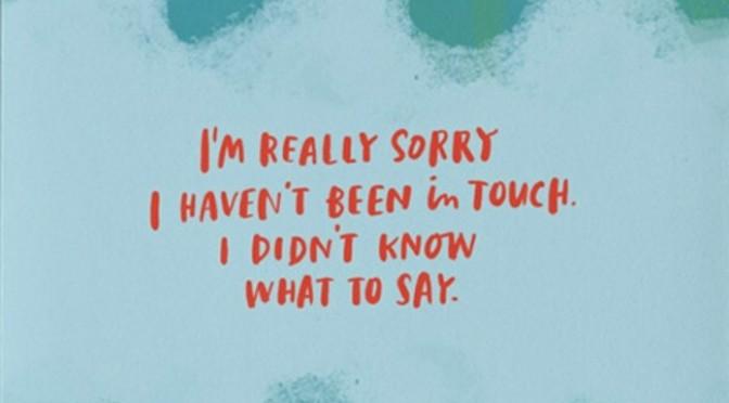 Empathy Cards by Emily McDowell – pour pallier le manque de mots