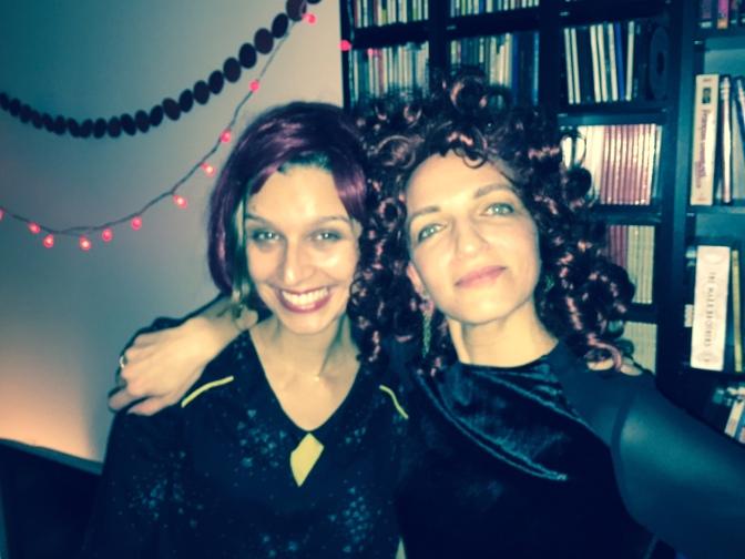 La chimio est finie, sortez vos perruques! // Sarah's big wig party